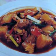 青口炆腩肉