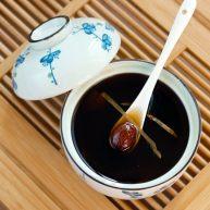 蜜枣红糖姜水