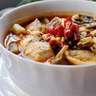 辣汤酸菜鱼片