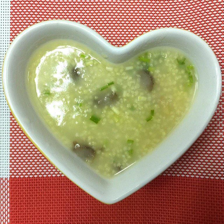 海刺参小米粥