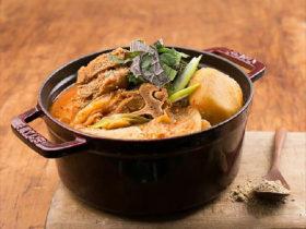 韩国风味土豆汤