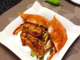 四川香辣蟹