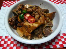 改良版新加坡肉骨茶