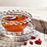红枣生姜红糖水