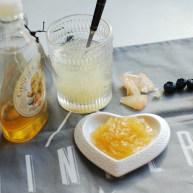 姜糖汁柚子茶