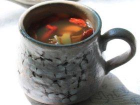 當歸生姜紅棗紅糖茶