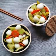 泡椒鵪鶉蛋