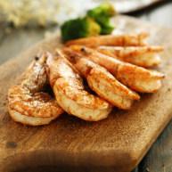 香煎大明虾
