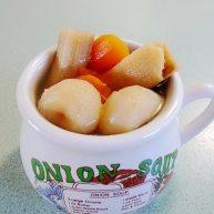 马蹄红萝卜煲甘蔗水