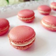 法式甜点马卡龙