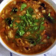 小扁豆豆汤