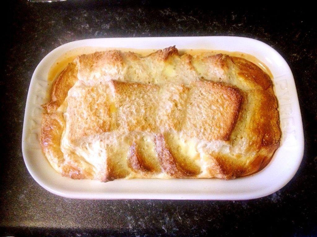 英式烤面包布丁的做法和步骤第3张图
