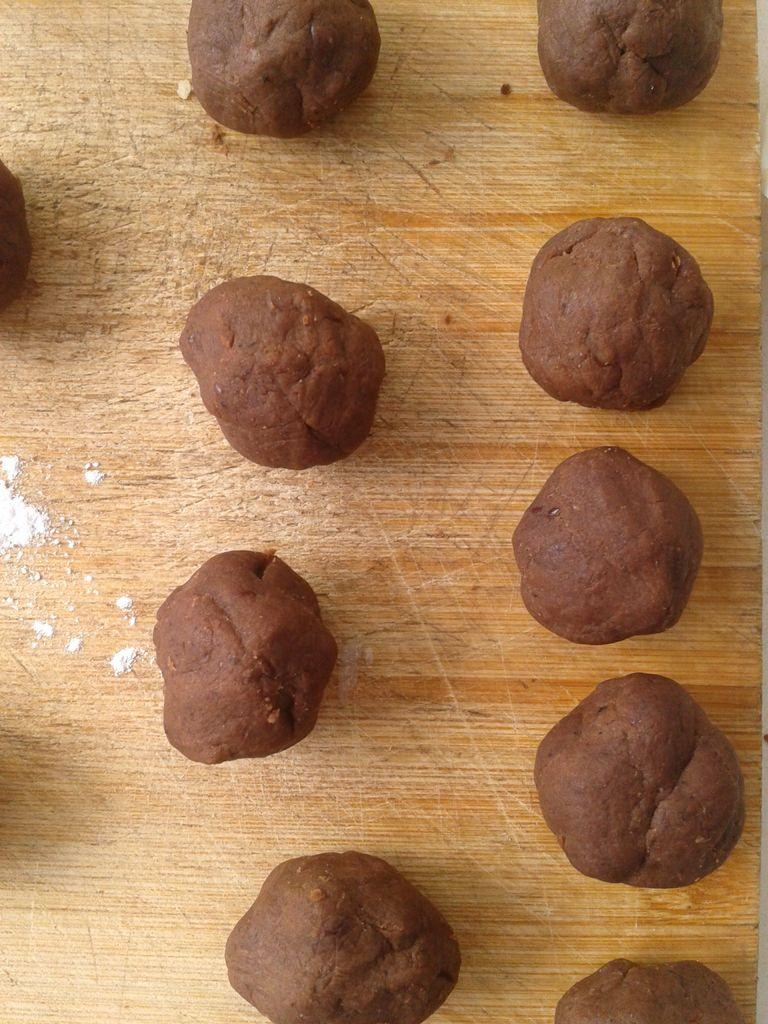 广式豆沙月饼的做法和步骤第5张图