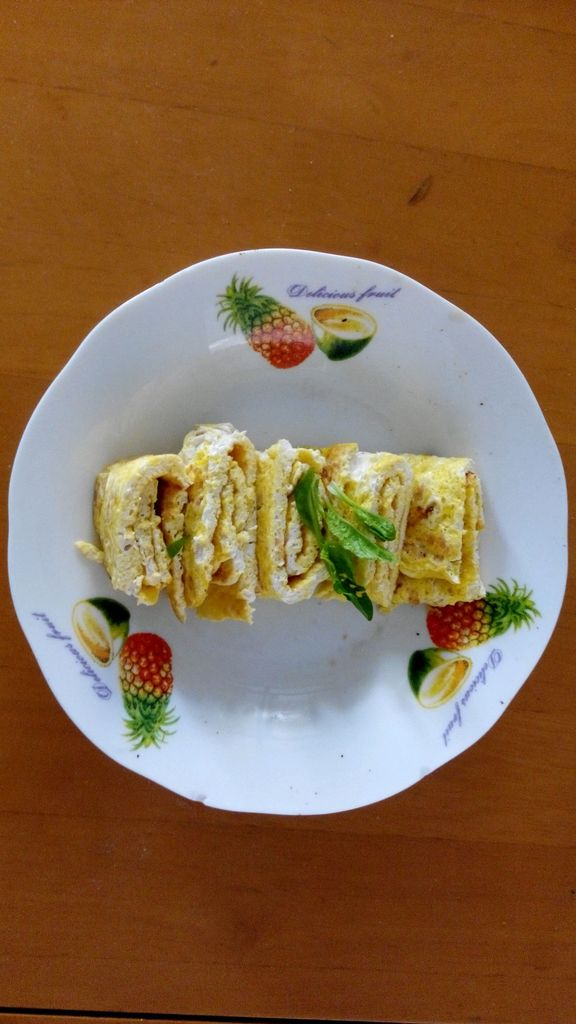 嫩豆腐鸡蛋饼的做法和步骤第6张图