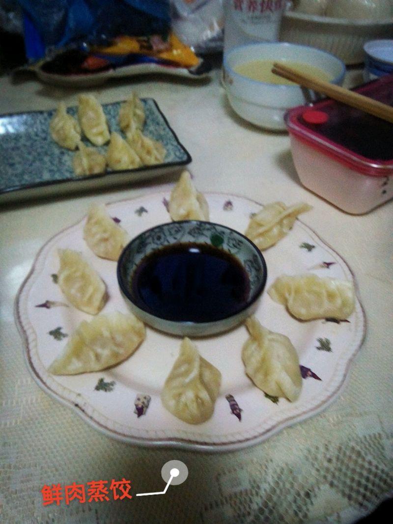 鲜肉蒸饺主图
