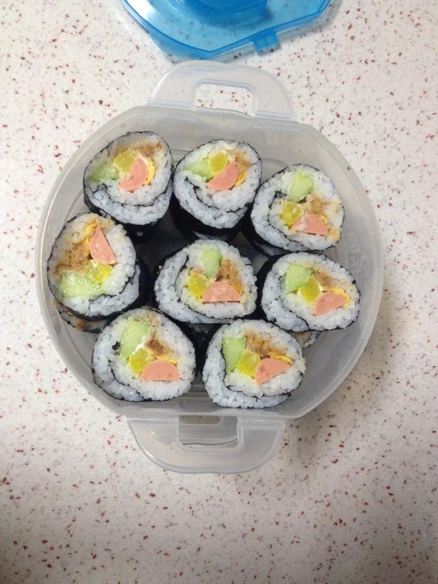 基础寿司的做法和步骤第11张图