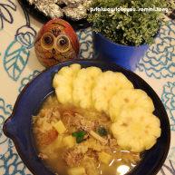 黄酒菠萝银耳嫩鸭汤--sammi的魔幻厨房