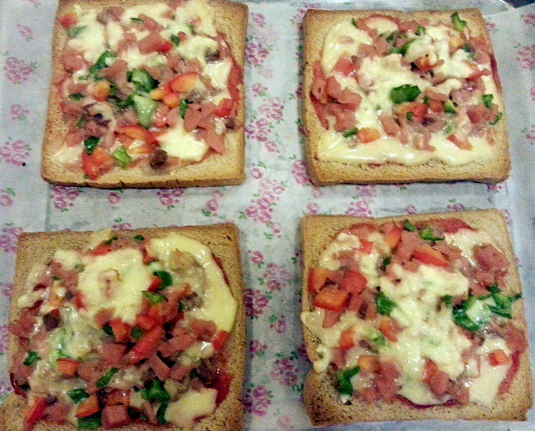 土司披萨的做法和步骤第3张图