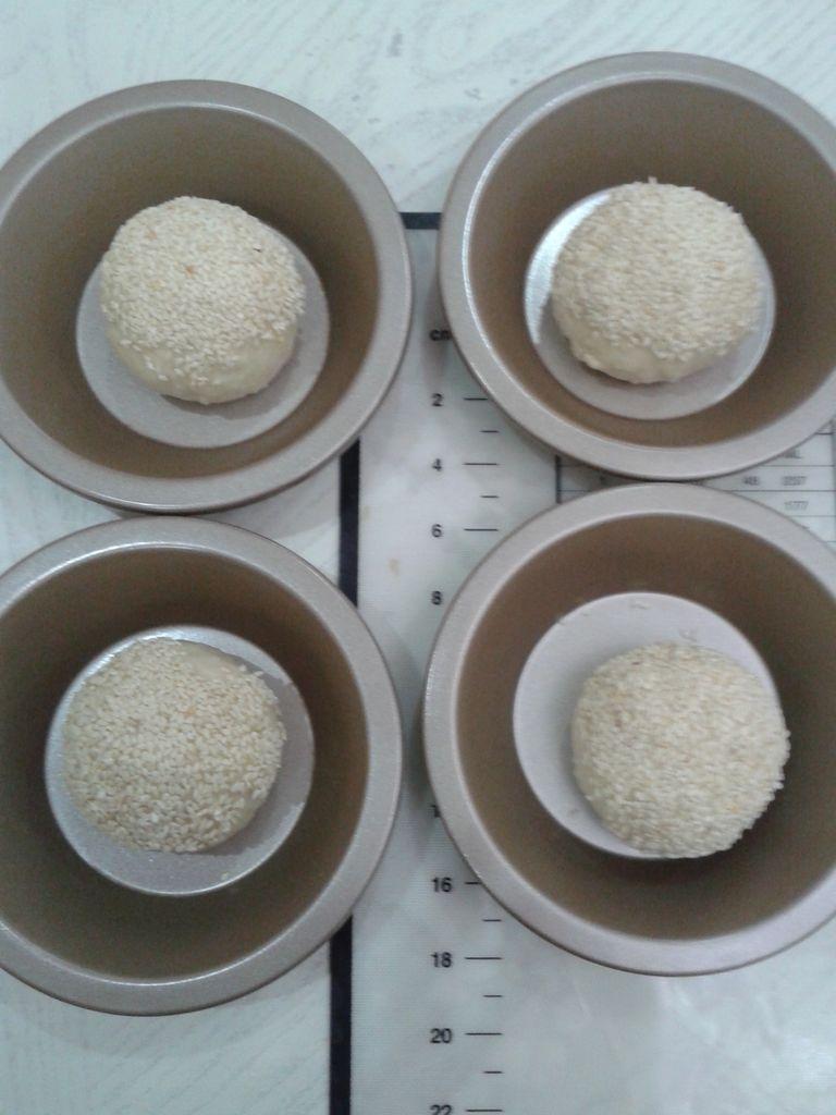 汉堡胚及健康汉堡的做法和步骤第3张图