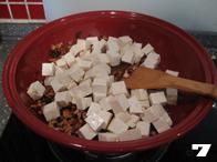 【麻婆豆腐】的做法和步骤第7张图