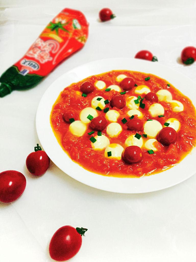 茄汁鸡蛋仔主图