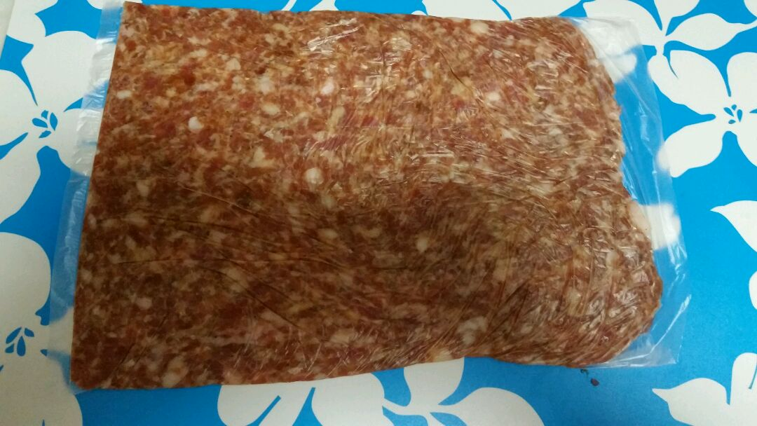 蜜汁豬肉脯的做法和步驟第3張圖