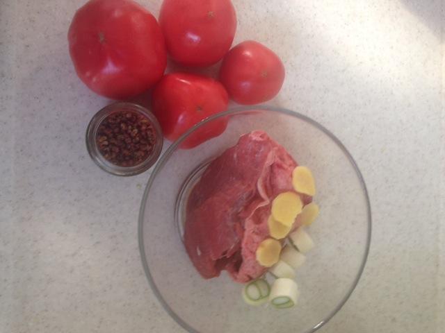 西红柿牛腩的做法和步骤第1张图