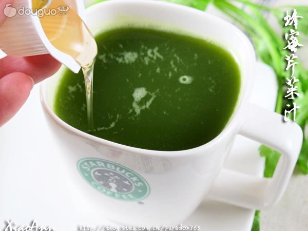 蜂蜜芹菜汁主图
