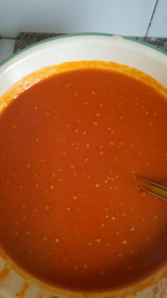 自制番茄酱的做法和步骤第6张图