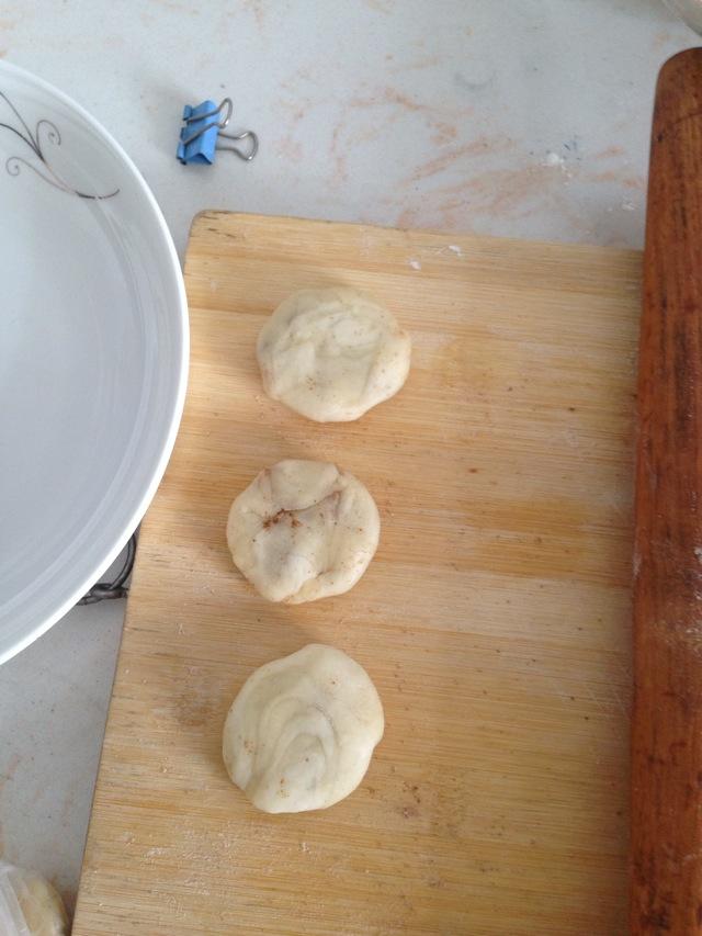 红糖酥的做法和步骤第3张图
