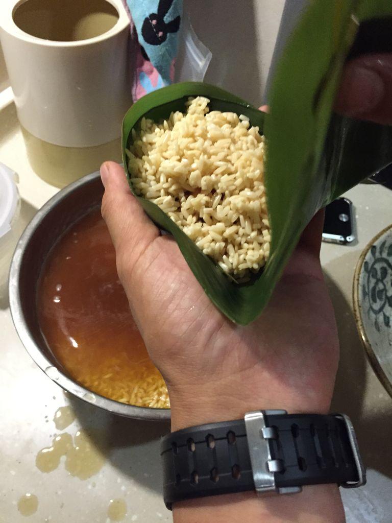 肉粽子的做法和步骤第11张图
