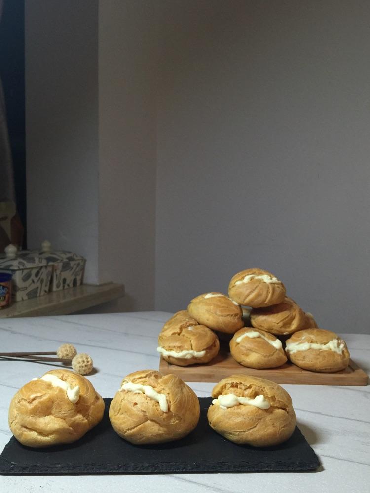 奶油泡芙的做法和步骤第12张图