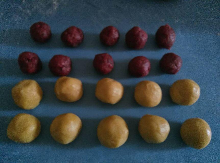 蔓越莓酥的做法和步骤第5张图