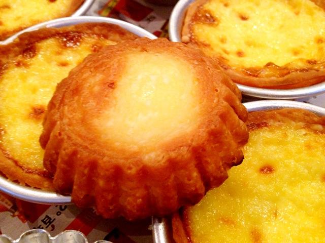 浓香葡式蛋挞的做法和步骤第24张图