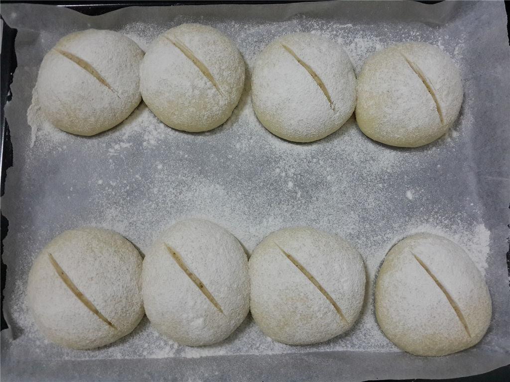胚芽欧式面包的做法和步骤第8张图