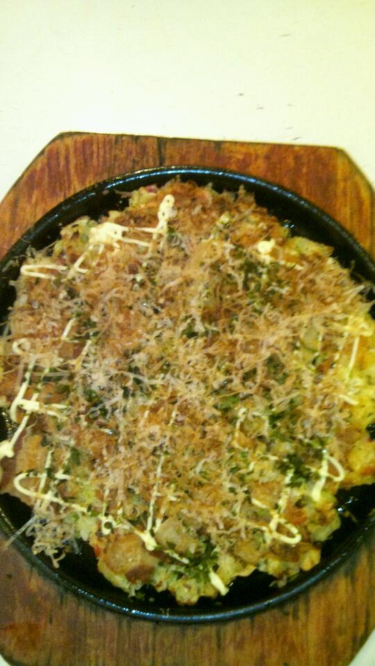 日式煎饼的做法和步骤第1张图