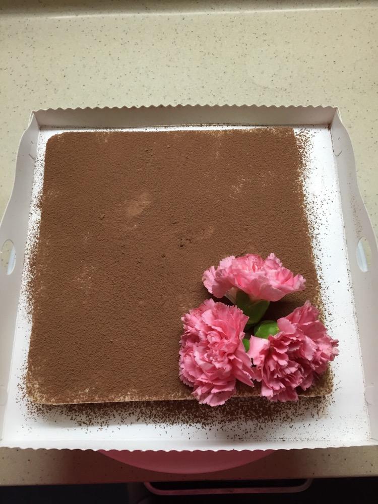 黑白巧克力慕斯的做法和步骤第17张图
