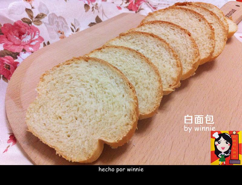 白面包主图