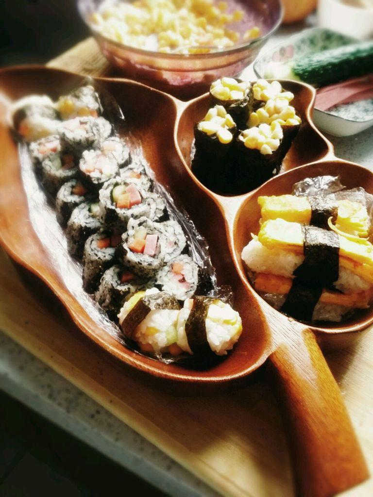 寿司拼盘主图