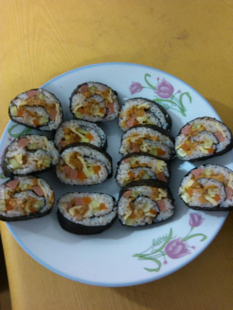 寿司的做法和步骤第2张图