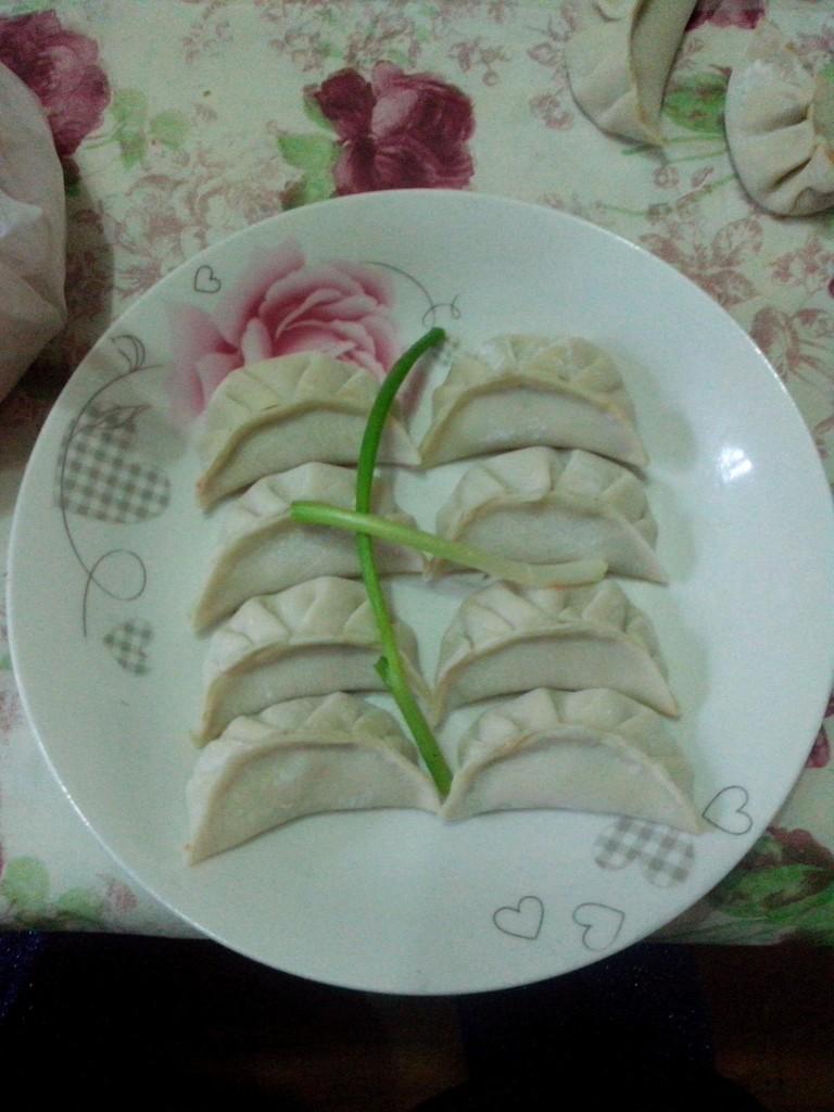 猪肉白菜水饺的做法和步骤第7张图