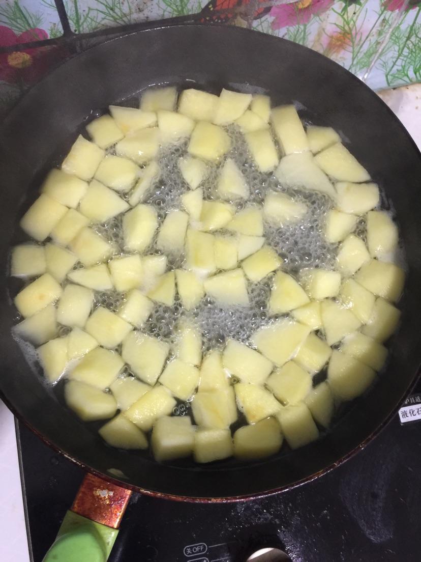 自制蘋果罐頭的做法和步驟第4張圖