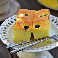 酸奶蓝莓蛋糕