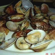 烤盐灶蛤蜊