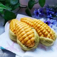 彩蔬玉米馒头