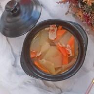 冬瓜瘦肉汤