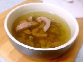 地方菜 健脾祛湿猪腰汤