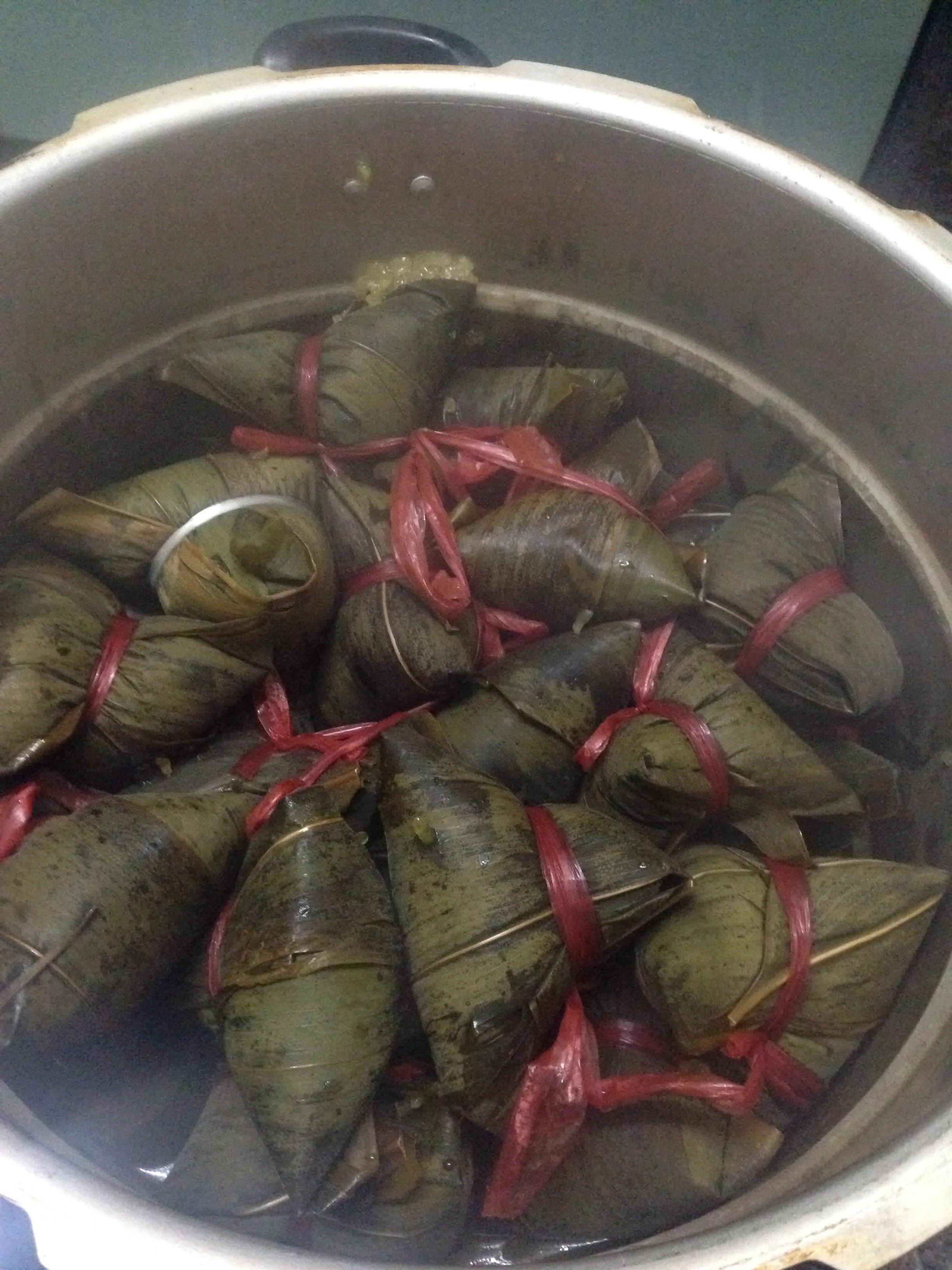 蜜枣粽子的做法和步骤第10张图