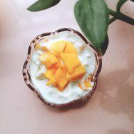 酸奶水果沙拉#健康美颜餐#