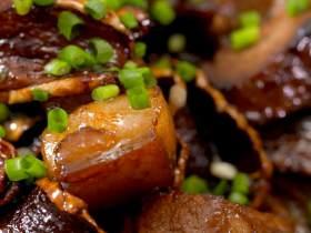 脆姜鱼露炒猪肉